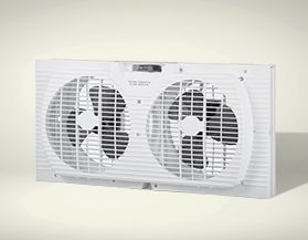 Window & Register Fans