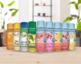 SodaStream Flavours
