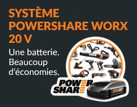 WORX Batteries