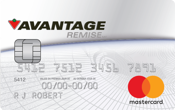 canadian tire cash advantage mastercard