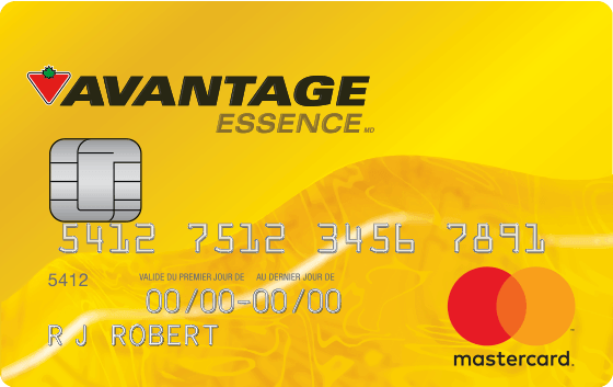 canadian tire gas advantage mastercard
