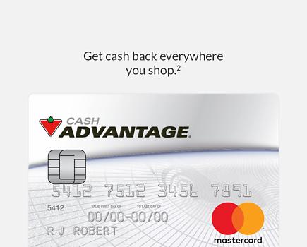 Gas Advantage Mastercard