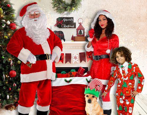 Costumes de Noel