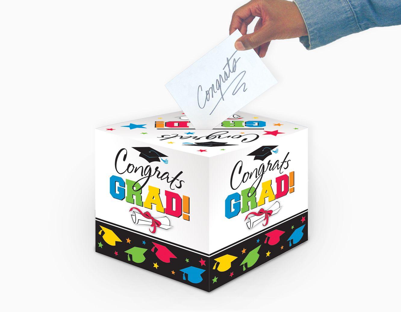 Graduation Card Boxes & Money Banks