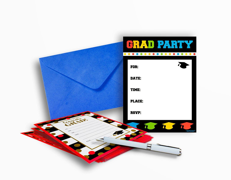 Graduation Cards & Invitations