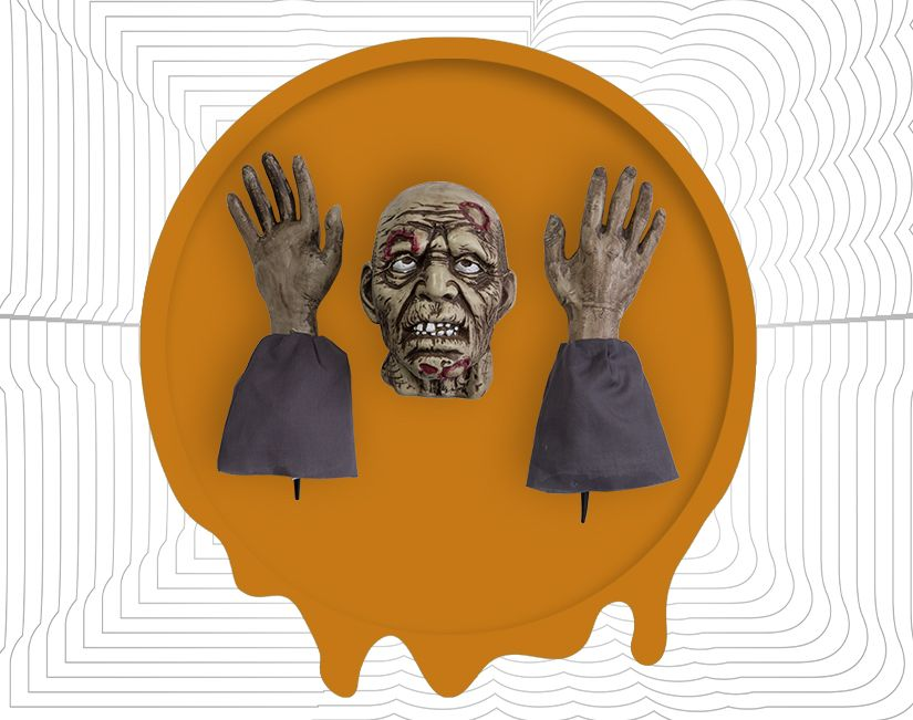 Ground Breaker Zombie Set