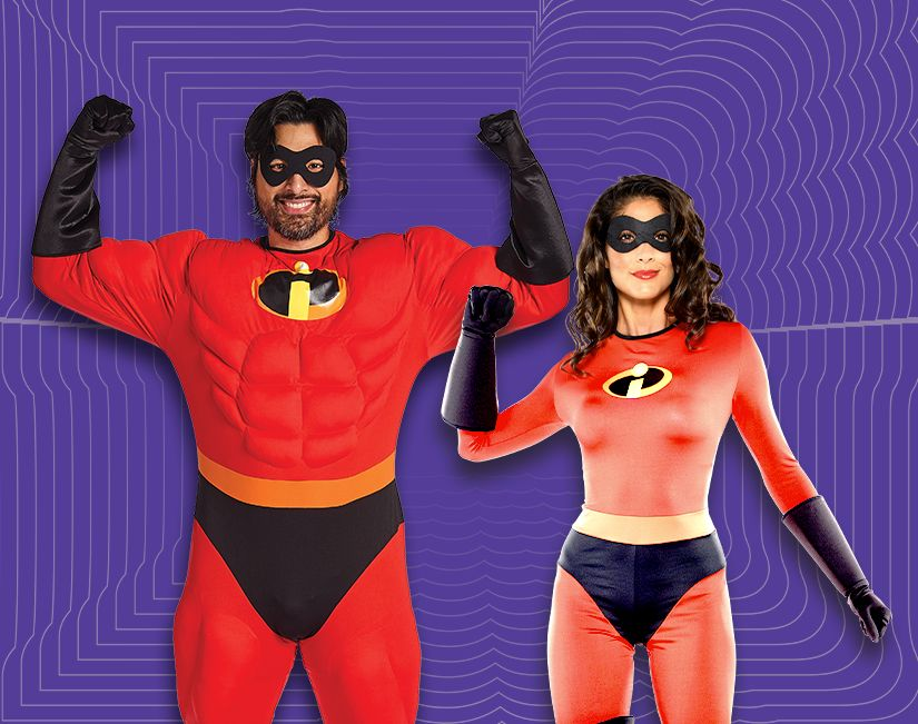 Couple's Costumes