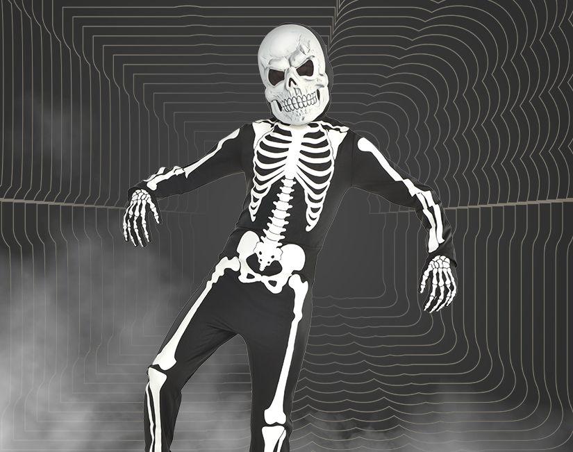 Costumes de squelettes