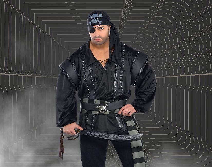Costumes de pirates