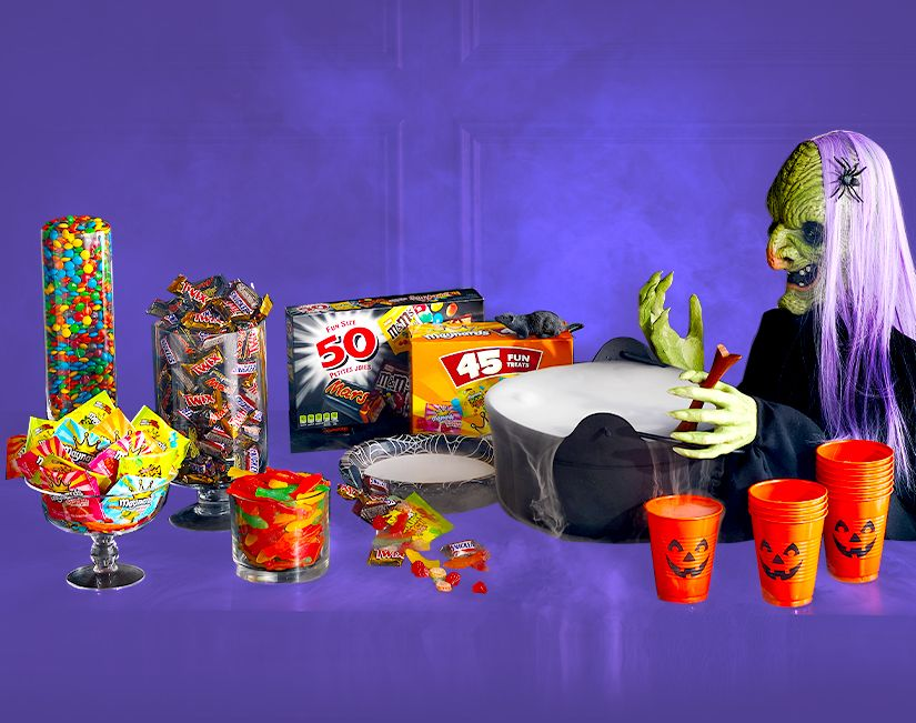 Trick-or-Treat Supplies