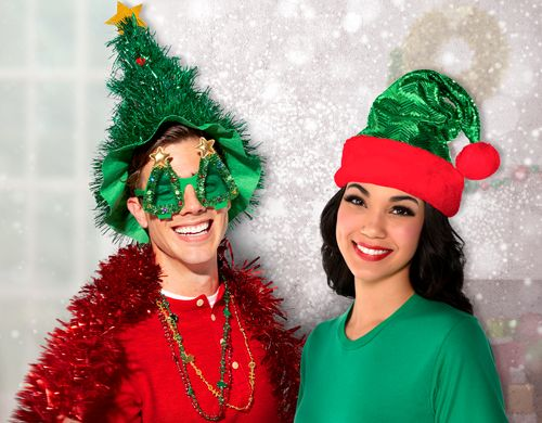 Wearable Christmas Accessories