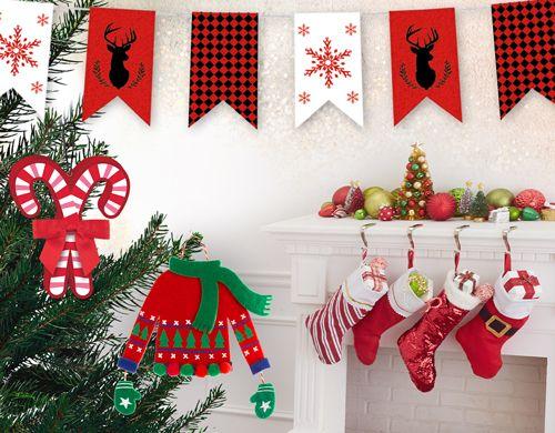 Décorations de Noël pour l'intérieur