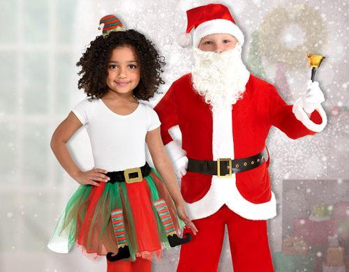 Kids' Christmas Costumes