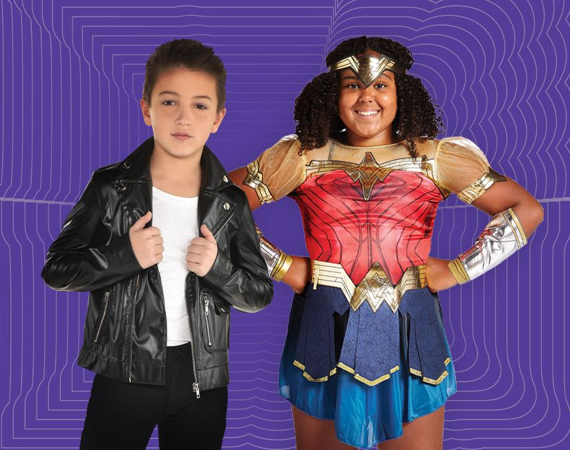 Costumes d'Halloween pour enfants et jeunes