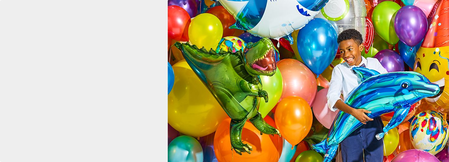 From birthdays to weddings and more, we've got the best balloons to mark your milestones!