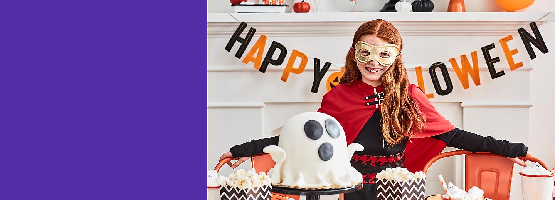 Enfilez votre costume, décorez votre maison, préparez votre fête et procurez-vous toutes les fournitures pour la saison de l'épouvante.