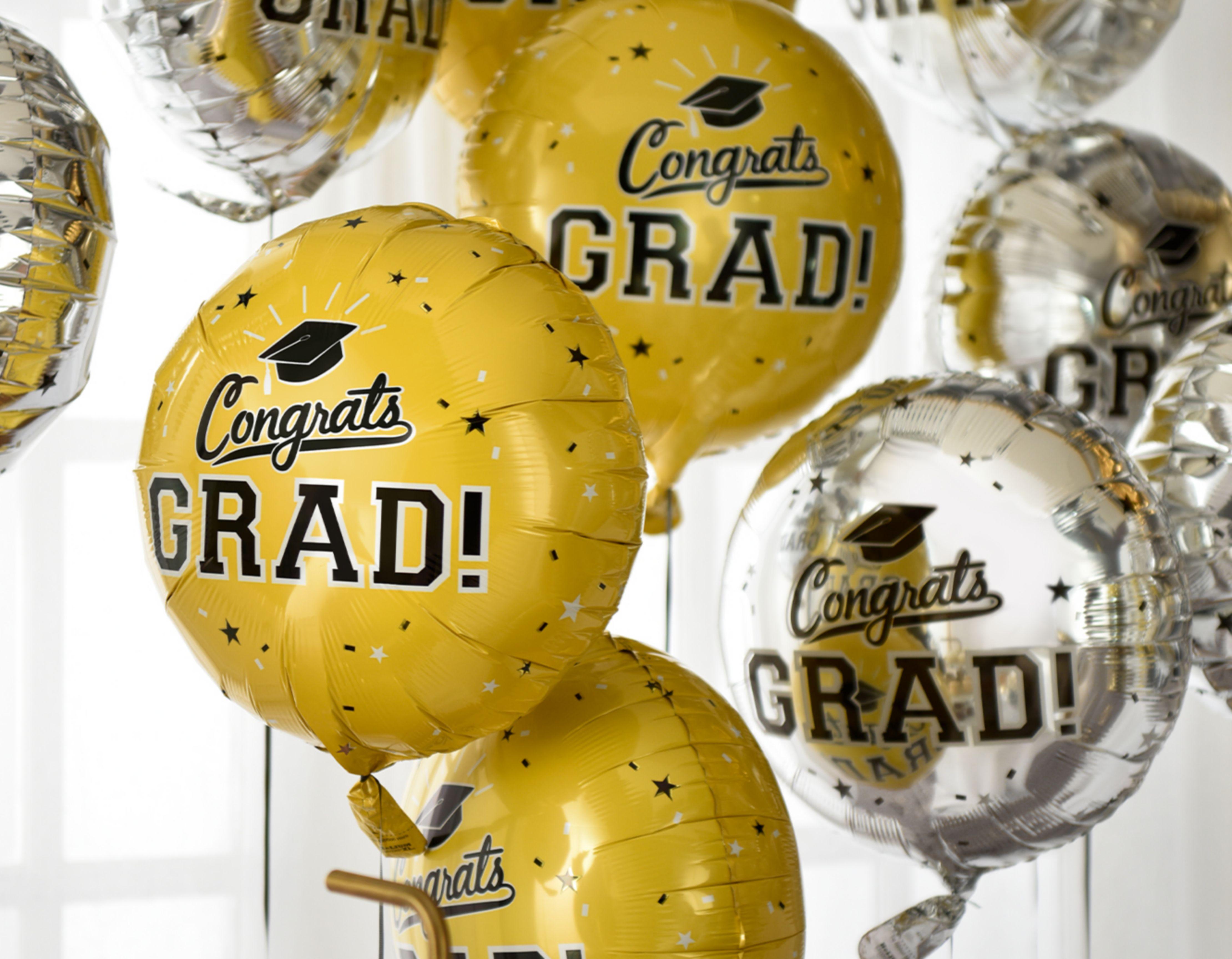 Ballons de remise des diplômes