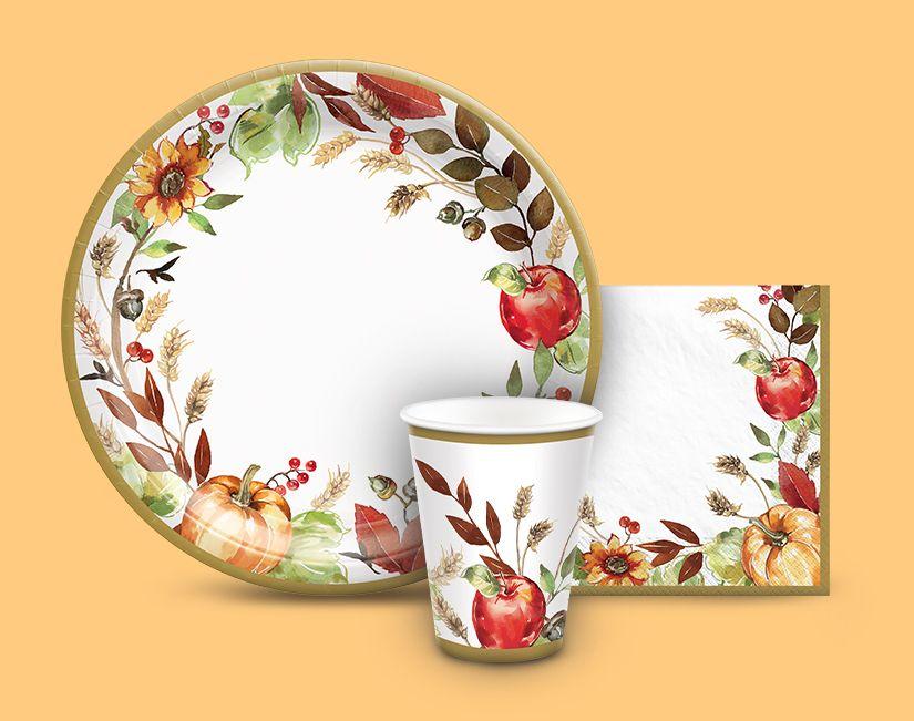 Fall Tableware & Serving