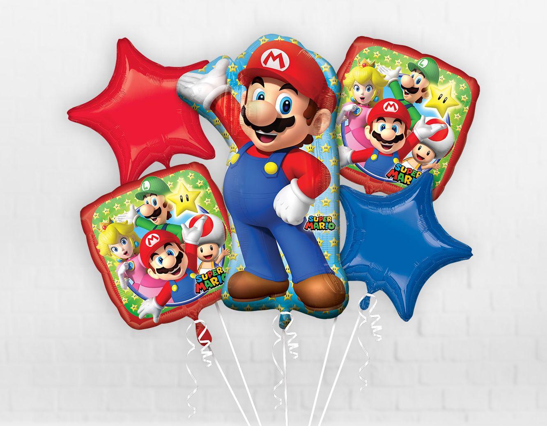 Ballons de personnages