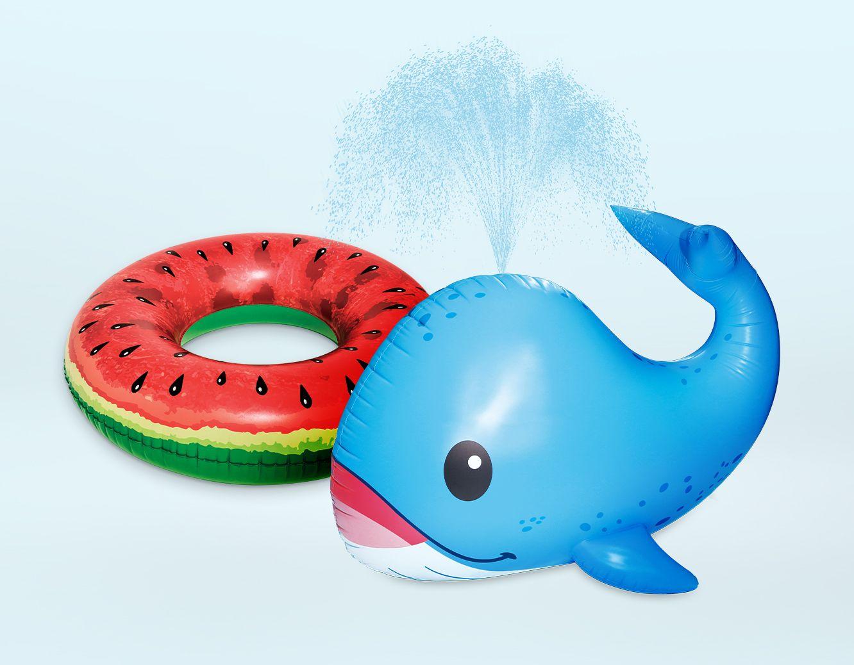 Summer Outdoor Toys