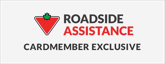 Roadside Assistance Cardmember Exclusive