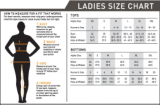 Tire Sizing Chart >> Canada Goose Us Size Chart