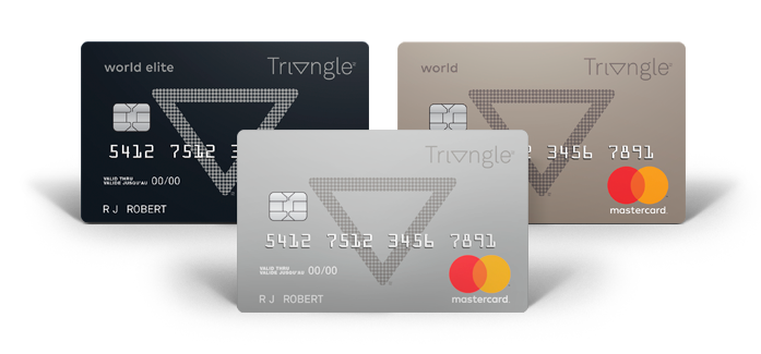 Canadian Tire Mastercard >> Triangle Credit Cards Which Mastercard Is Right For You